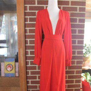 Forvere 21 Red Maxi Dress